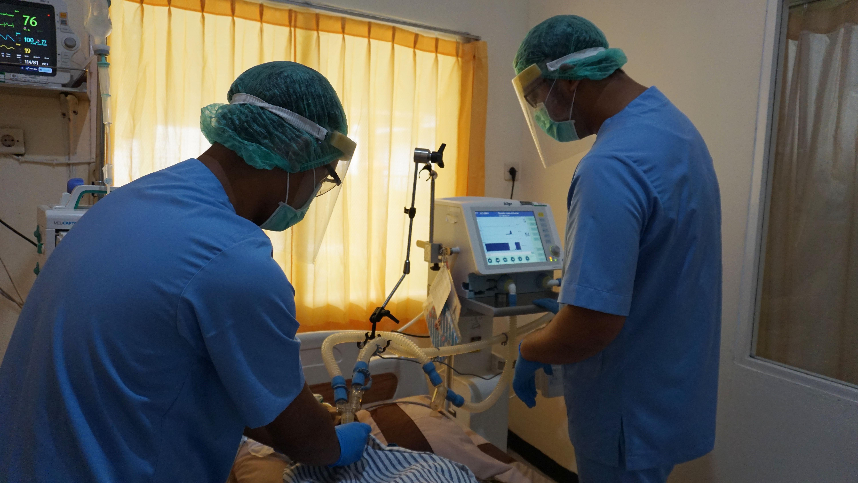 Unit Intensive Care Unit